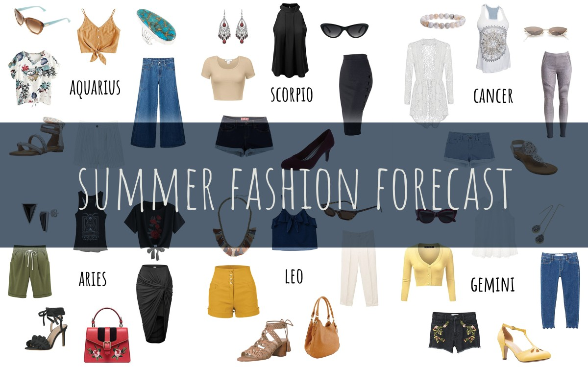 Fashion Forecast: Summer 2018